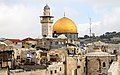 Jerusalem-Altstadt-54-Felsendom-Bab-al-Silsila-Minarett-2010-gje.jpg