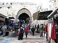 Jerusalem Damascus Gate (2542486261).jpg