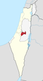 Jerusalem hills and the Ring Neighborhoods.png