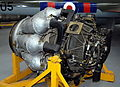 Jet Engine, Newark Air Museum. (12141734193).jpg