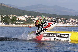 Jet Ski - European Personal Watercraft Championship in Crikvenica