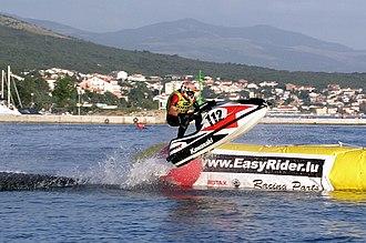 Jet Ski - European Personal Watercraft Championship in Crikvenica