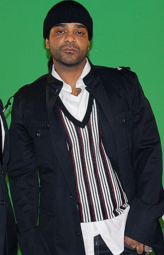 Jim Jones (rapper) - Jim Jones at the 5th Annual Hip-Hop Summit Action Network's Action Awards in New York City in February 2008.