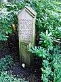 Joachim Wetzel - Maximilian Klinge - Friedhof Lichterfelde.JPG