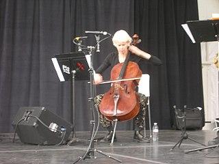 Joan Jeanrenaud American musician