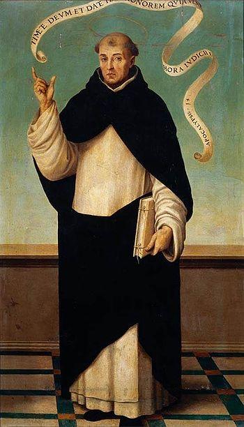 Joan de Joanes - St Vincent Ferrer - WGA12062