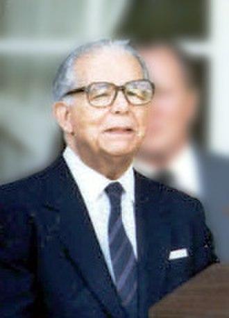 Joaquín Balaguer - Joaquin Balaguer, 1988