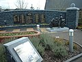 Joey Dunlop Memorial in Ballymoney - geograph.org.uk - 450043.jpg