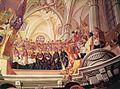 Johann Lucas Kracker - The Council in Trident (detail) - WGA12270.jpg