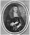 Johann Theodor Schenck, aged 52, holding a cane and a rose i Wellcome L0005785.jpg