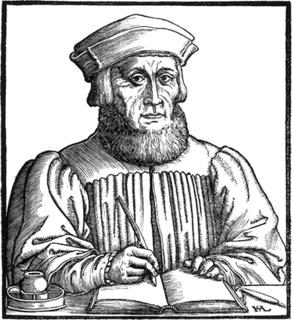 Johannes Aventinus German historian