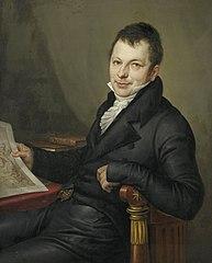 Johannes Hermanus Molkenboer(1773-1834). Collectionneur d'art