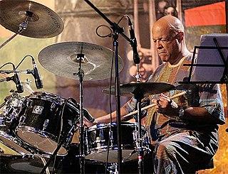 John Betsch American jazz drummer