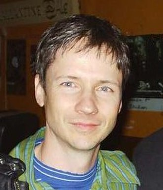 John Cameron Mitchell - Mitchell in October 2004