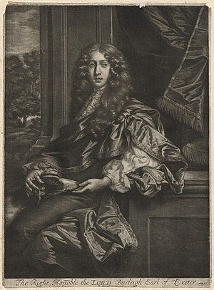 John Cecil, 5th Earl of Exeter - John Cecil, 5th Earl of Exeter.