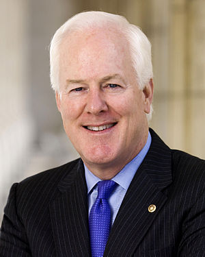 United States Senate election in Texas, 2008 - Image: John Cornyn official portrait, 2009 crop