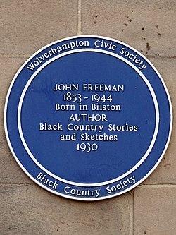 John freeman (bilston)