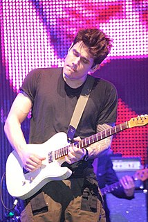 John Mayer discography