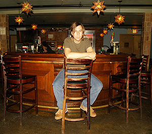John Vanderslice - Vanderslice at the Bowery Ballroom in New York City, 2007.