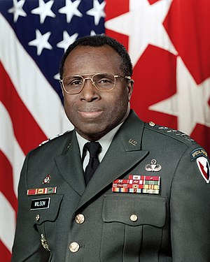 Johnnie E. Wilson - General Johnnie E. Wilson