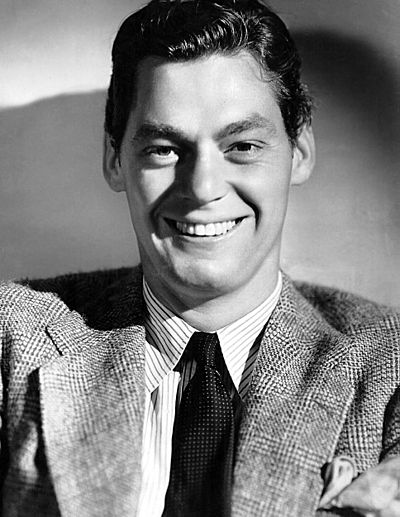 Johnny Weissmuller, American swimmer and actor