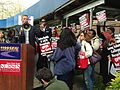 Joining caregivers and community, De Blasio urges to keep LICH open (8713691451).jpg