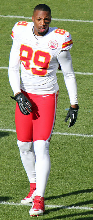 Jon Baldwin - Baldwin with the Kansas City Chiefs in the 2012