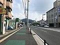 Jonan-Gakuen-dori Street near Nanakuma Station.jpg