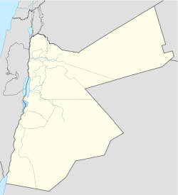 Mafraq is located in Jordan
