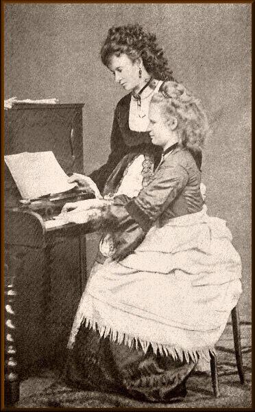 Josefina a Anna Cermakovy