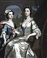 Joseph Highmore (1692-1780) - Mrs Elizabeth Birch and Her Daughter - 646 - Fitzwilliam Museum.jpg