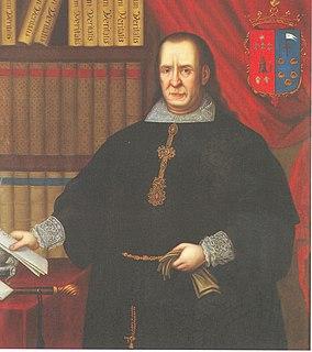 José de Santiago Concha Royal Governor of Chile