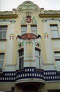 Jugendstil, Kladno Czech Republic (3187258207).jpg