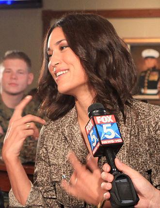 Julia Jones - Jones in November 2011