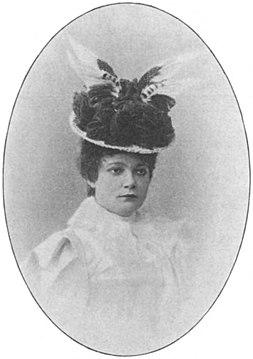Julia Maria Henriette Ude - Onze Tooneelspelers (1899) (1)