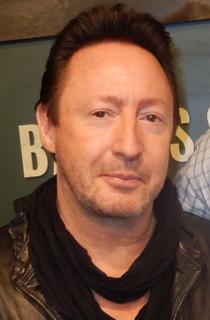 Julian Lennon English musician, photographer, and philanthropist; son of John Lennon