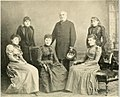 Julian Pauncefote, 1st Baron Pauncefote, wife, Selina Cubitt, and daughters.jpg