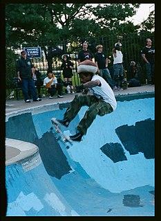 Ollie (skateboarding) Skateboarding trick