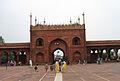 Juma Masjid - Delhi, views inside and around (16).JPG