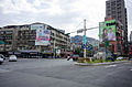 Junction of Bade Road Section 4, Nangang Road Section 3 and Dongxin Street 20141004.jpg