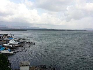 Lake Jūsan Lake in Japan