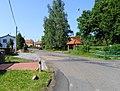 Křížkový Újezdec, Road to Čenětice.jpg