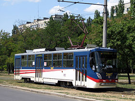 Image illustrative de l'article Tramway de Mykolaïv