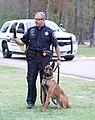 K-9 Officer, Vhari and Sgt. Corey Michelli (23286142693).jpg