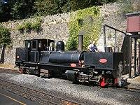 K1 at Caernarfon