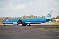 PH-BVA - B77W - KLM