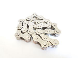 KMC Chain Industrial - A small section of KMC bicycle chain