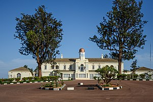 Buganda - Kabaka Palace in Kampala