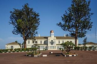 Kabaka of Buganda - Kabaka Palace in Kampala