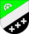 Coat of arms of Kadrinas pagasts